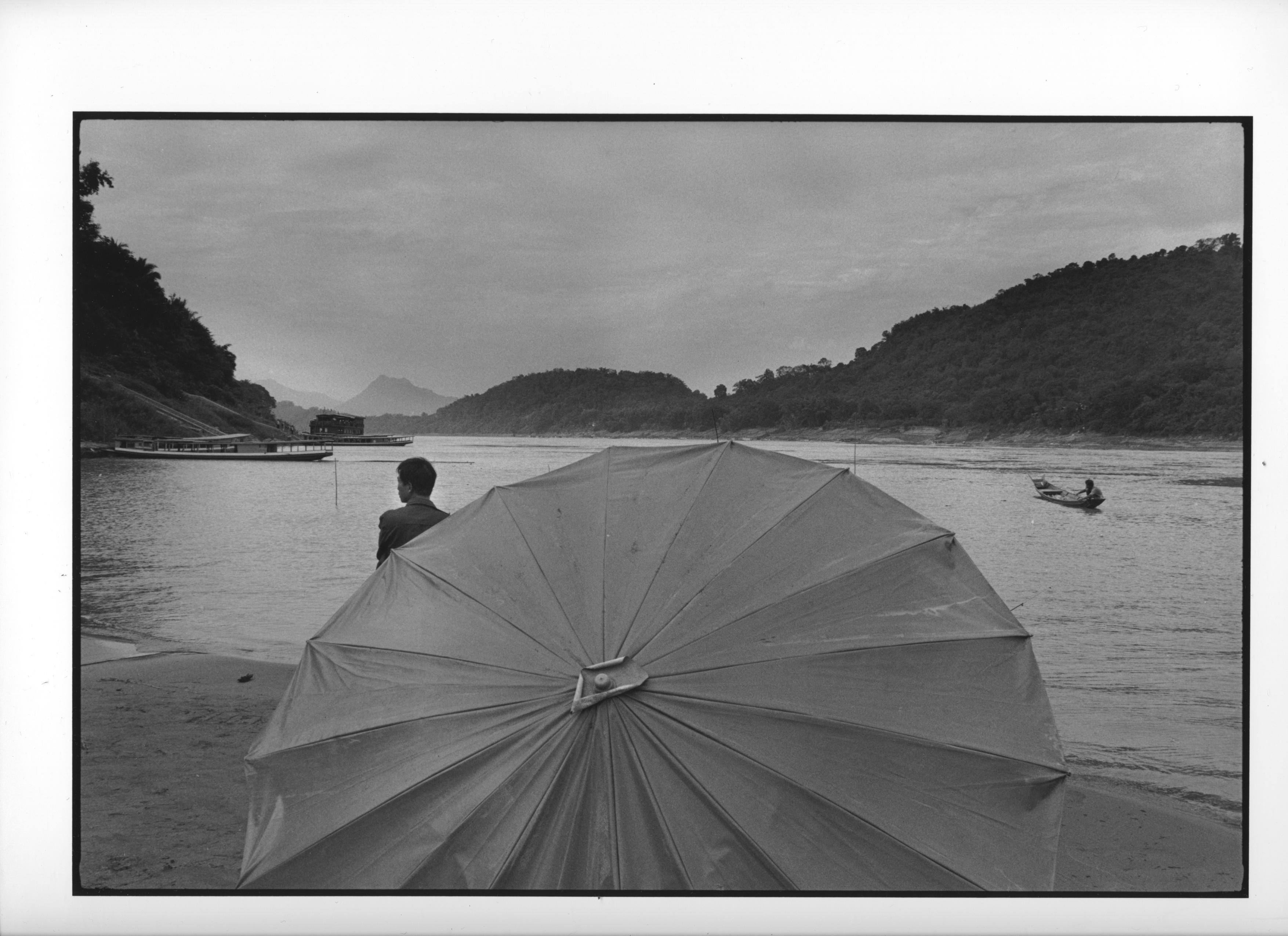 Mekong, Laos 2011, 70x100cm Gelatine Silver Print