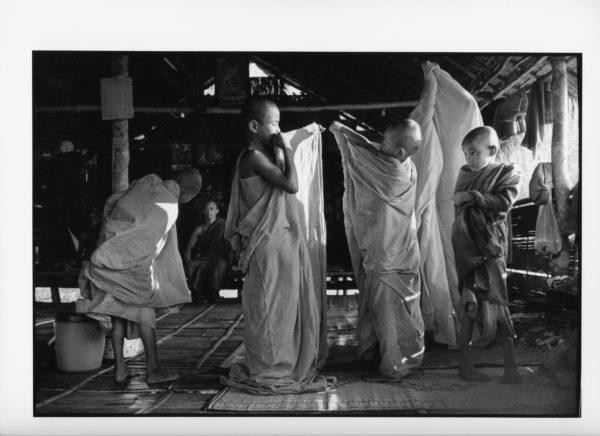 Thailand 2006, (10) 40x50cm Gelatine Silver Print