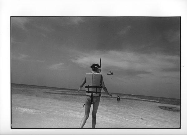 Turist, Maldivene 2010, (15) (B) 40x50cm Gelatine Silver Print
