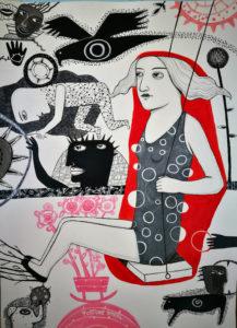 Eva Mortensen Narendran, Fortune wheel