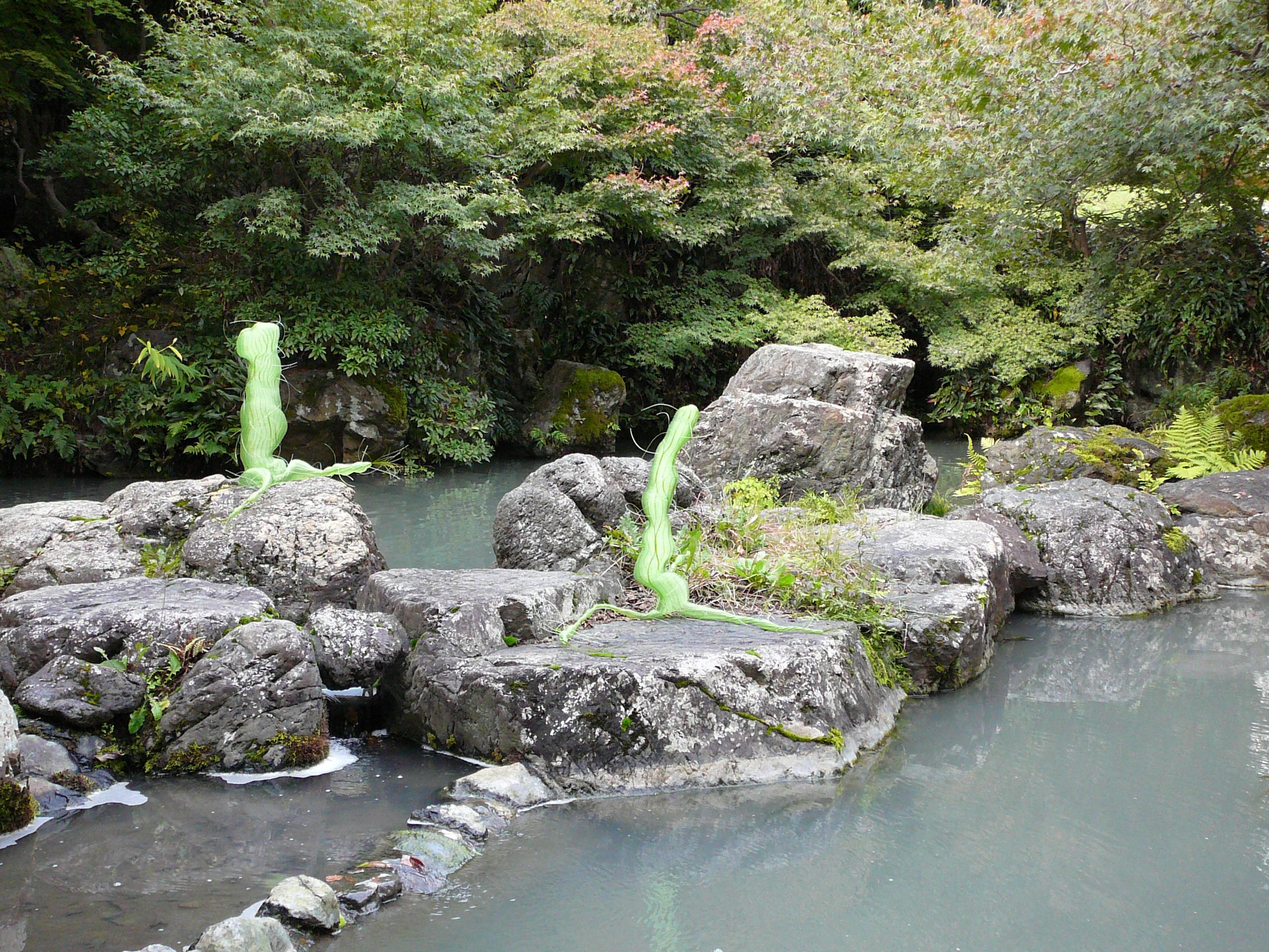 Anniken Amundsen, Pondlife at Oyamazaki I