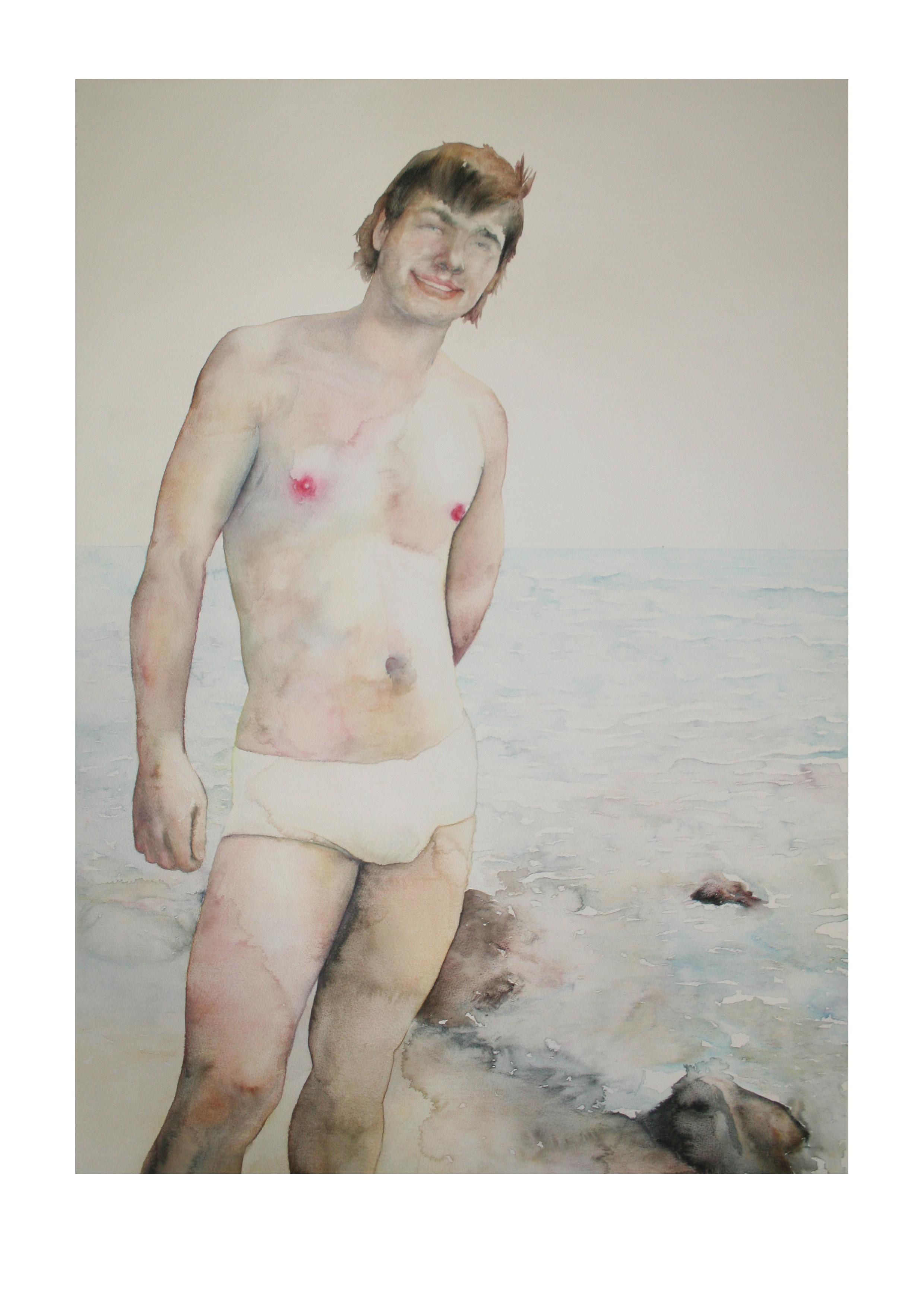 Marianne Darlen Solhaugstrand, California Beachboy