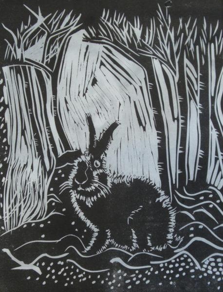 Gro Rønneberg, Harepus