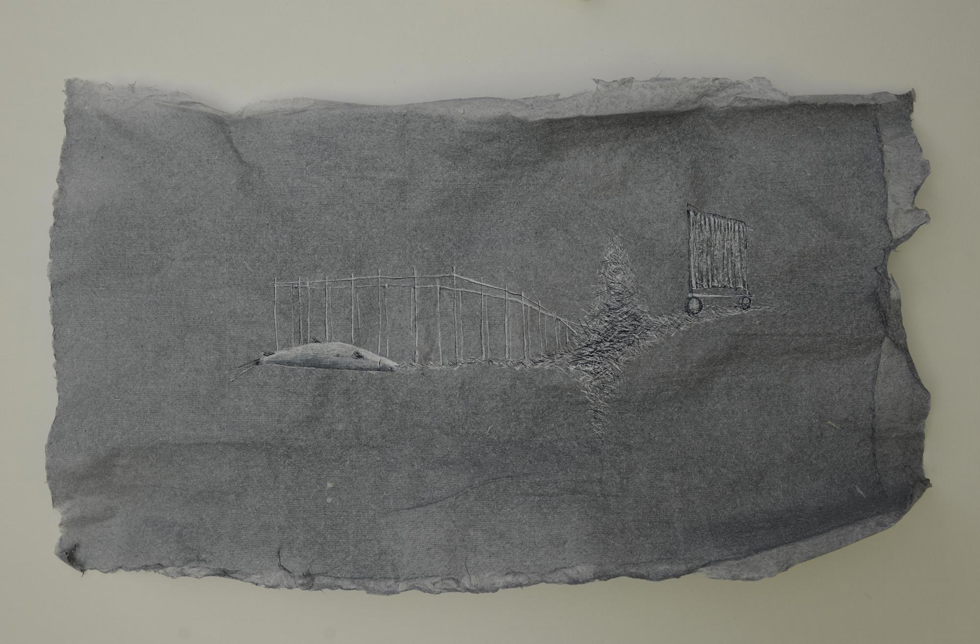 Hanne Frey Husø, Scenografi