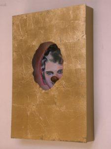 Marianne Haukebø Tante Gullbjørgs portrett etter flukten fra residensen i St. Petersburg 1917