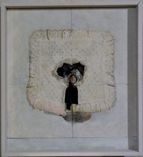 Marianne Haukebø Smilet inne i Blondekraven